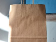 Sacs Papier Naturel ou Blanc Mini