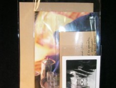 "Transparent ""cristal"" PP flat bags 5 sizes incl A4"