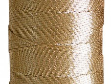Gold metallic thread 30m 250m 500m balls